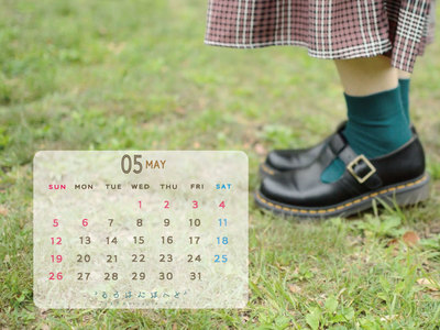Calendar 2019.05 1600-1200